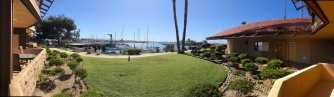 View from Harbor View at Harbortown Point Marina Resort & Club